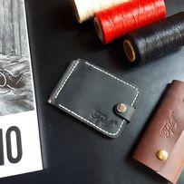 Кожаные изделия, брелки, счетницы с Вашим логотипом!