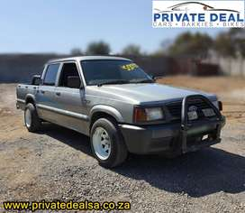 1999 Ford Courier 2.5TD DC