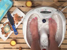 BOSCH - СПА и массаж ног дома - ванночка по уходу за ступнями