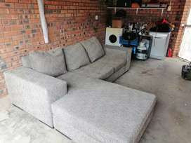 3-Seater L-shaped Couch