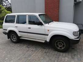Toyota Land Cruiser, Diesel 4.2L - Multipurpose