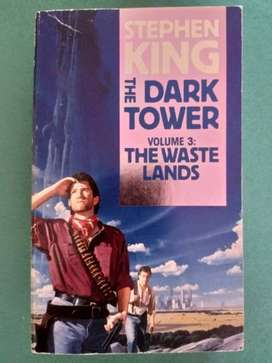 The Waste Lands - Stephen King - The Dark Tower #3.