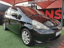 2006 honda jazz 1.5i executive