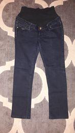 Spodnie ciążowe H&M 42/XL jeansy