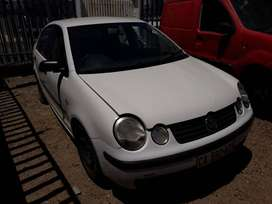 VW Polo 1400 -04 Breaking for spares
