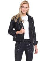 Куртка косуха женская кожаная новая LCWAIKIKI Турция M L XL XXL 46 48