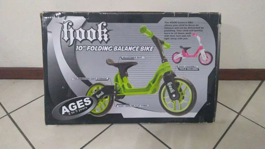 Foldable bicycle 0
