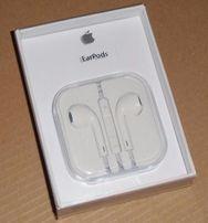 Наушники Apple EarPods оригинал с пультом управления