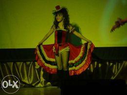Карнавальный костюм для девочки 6-9 лет,для выступлений