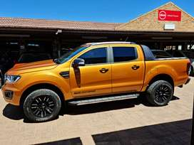 Ford Wildtrack 2.0 Bi Turbo Auto