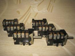 Переключатель мощности конфорок для электроплиты ПМЭ16. Т150 и Т180.