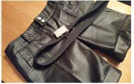 NOWE SEXOWNE spodenki przed kolano spodnie lee Wrangler czarne