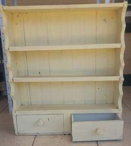 Shelf and drawer system