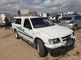 For more information please contact me. This bakkie will not let down