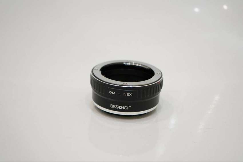 Olympus OM mount to NEX/ Sony E mount adapter a7,a6300 0