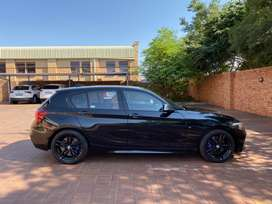 BMW M140i - black shadow edition