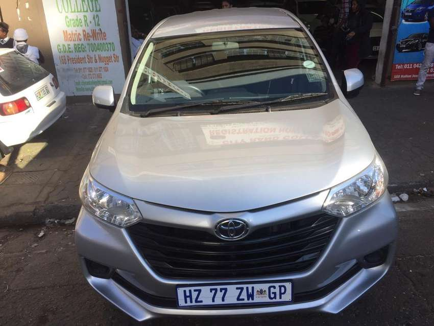 Toyota avanza for sale 0
