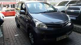 Toyota avanza xs R120 000 negotiable