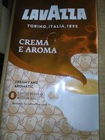 Lavazza Crema e Aroma. Лаваза крема арома 1кг