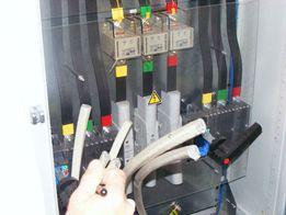 Электро-лаборатория (протоколы проверки изоляции,заземления)