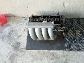 Vw cylinder head 1.8 injector