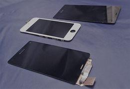 Wymiana wyświetlacza LCD szybki dotyku Sony Xperia Z Z1 Z3 Z5 XA XZ M