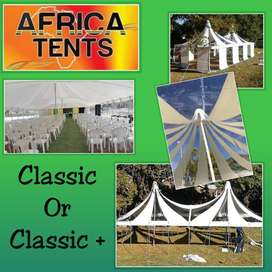 Heavy Duty Classic or Classic PLUS Tents on Sale!!