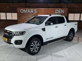 2021 FORD RANGER 2.0BI-TURBO DOUBLE CAB 4x4 WILDTRACK FOR SALE