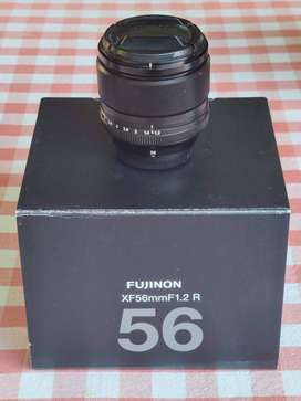 Fujifilm XF 56mm F1.2 great condition with box, lens caps and hood
