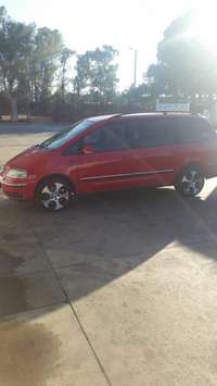 Image of Vw sharan 1.8t 7 seater ONCO