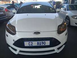 2013 Ford Focus ST 2.5