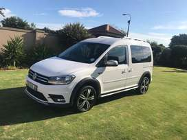 VW Caddy Alltrack 2.0 TDI DSG