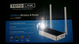 Новый WI-FI Роутер Totolink N300RT