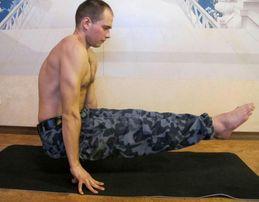 Индивидуальный инструктор по йоге
