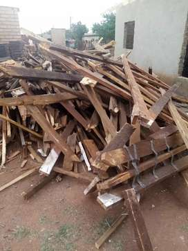 Used timber