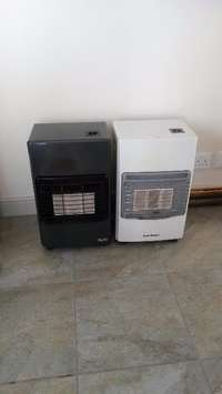 Image of 2 x Gas Heaters