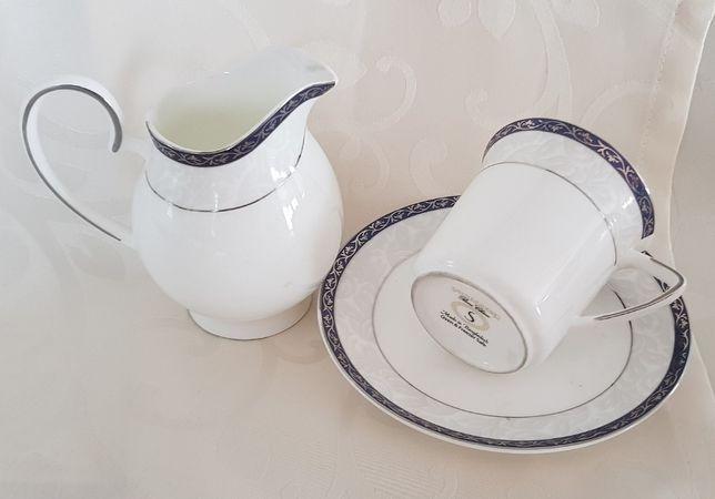 Porcelanowy serwis kawowy 4 os Gdynia - image 5