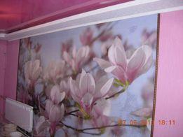 Ремонт квартир поклейка обоев,шпатлевка,откосы,линолеум,утепление стен