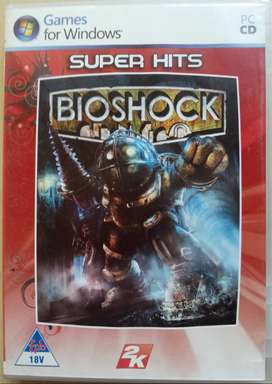 PC CD GAMES FOR WINDOWS  BIOSHOCK