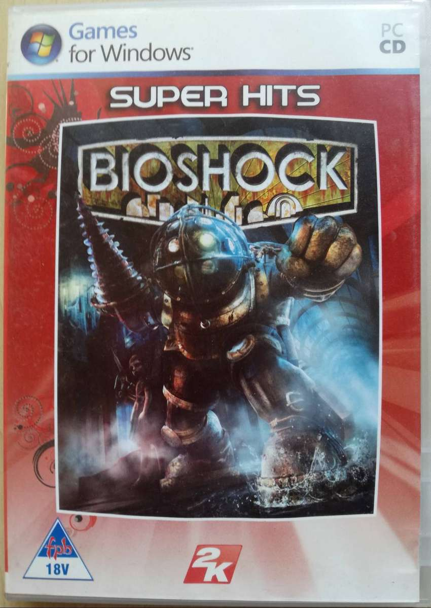 PC CD GAMES FOR WINDOWS  BIOSHOCK 0