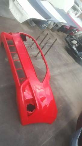 Ford fiesta ST front bumper is available for pickup very clean no dent