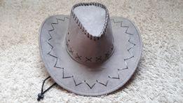 Kapelusz dla cowboy'a
