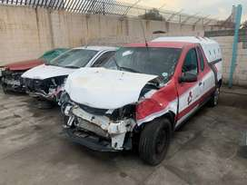 Nissan Np200 With Canopy Stripping For Spares