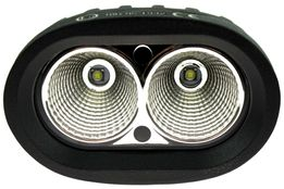 Lampa robocza 2 LED cree 10W halogen