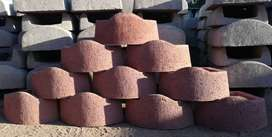 Dry stack interlocking systems
