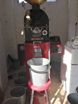 Deiderich roasting machine 3kg