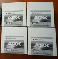 Фотопленка черно-белая AgfaPhoto APX 100/400