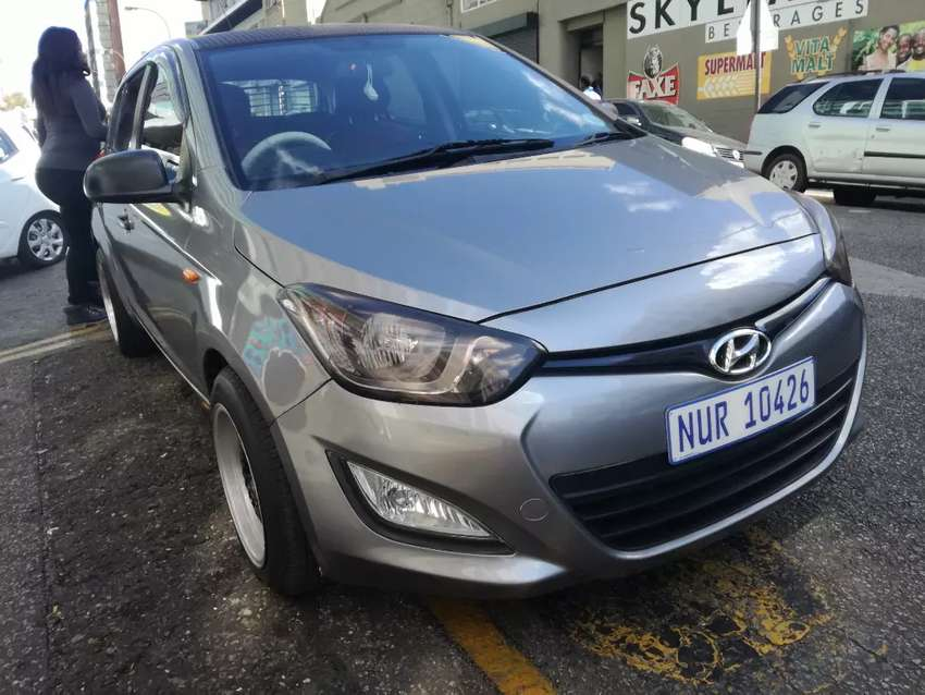 Hyndai i20 sport 2014 for sale 0