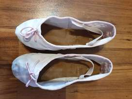 Pink Ballet Shoes size 12