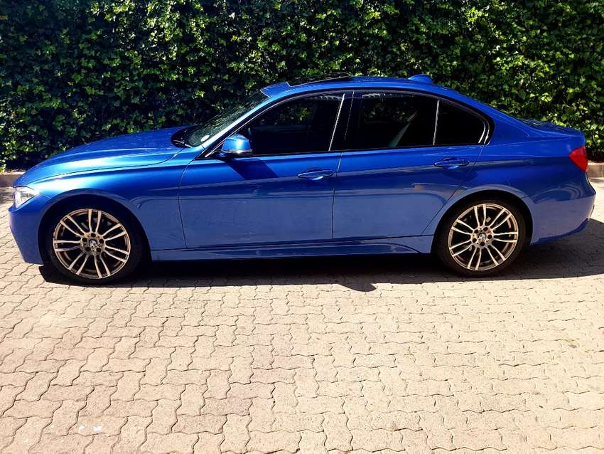 BMW 320d  Msport for sale 0